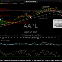 AAPL daily Aug 24th
