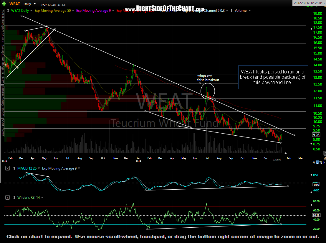 WEAT daily Jan 12th